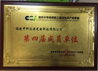 Member of China Soled State Lighting Alliance